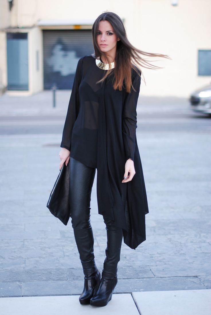 FASHION VIBE News: Addicted To Leather
