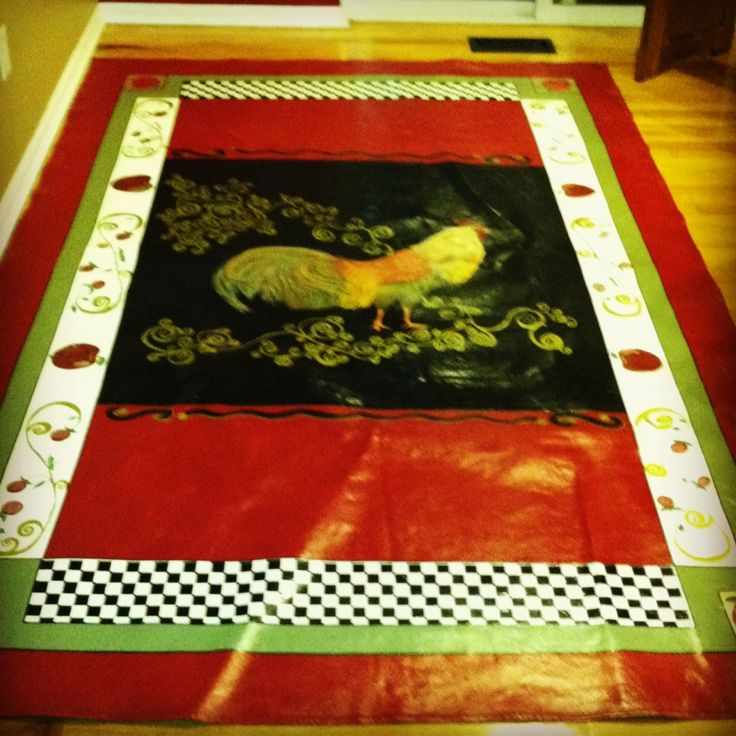 83 Best Images About Floor Cloths On Pinterest Painted