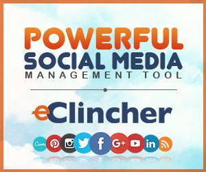 Efficient Social Media Management Tool for your Business - eClincher