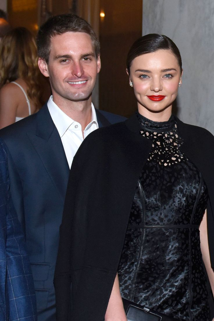 Could Miranda Kerr and Evan Spiegel Be L.A.'s Next Stylish It Couple - Hollywood Reporter