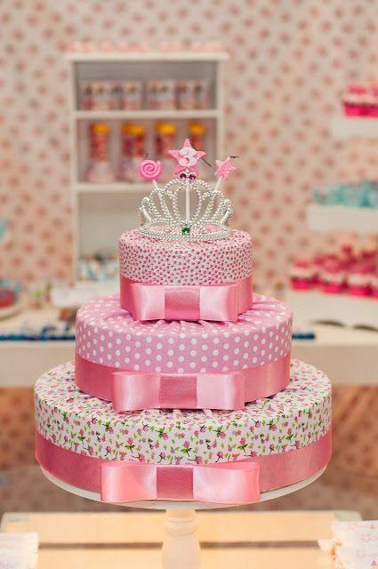 Bolo Princesa  Blog da revista Festa Viva
