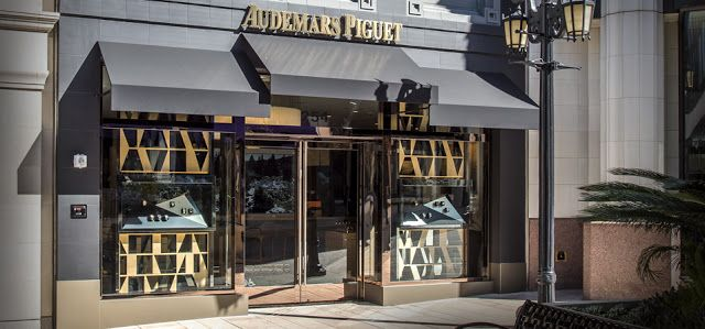 "Lily Of The City:  Lily Of The City ""Window shopping""Audemars Piguet..."