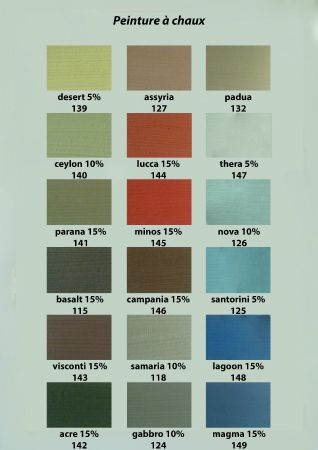 Stoopen & Meeus - Pigments Dyes Mineral Paints
