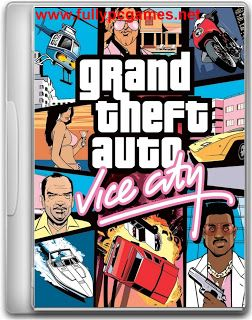 GTA Grand Theft Auto Vice City Game - Free Download Full Version For Pc