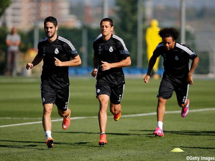 Javier Hernández Balcázar - Real Madrid - FW - #14