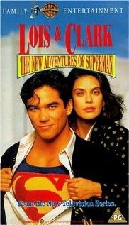 """Lois & Clark: The New Adventures of Superman"" 1993-1997  Dean Cain, Teri Hatcher & Eddie Jones"