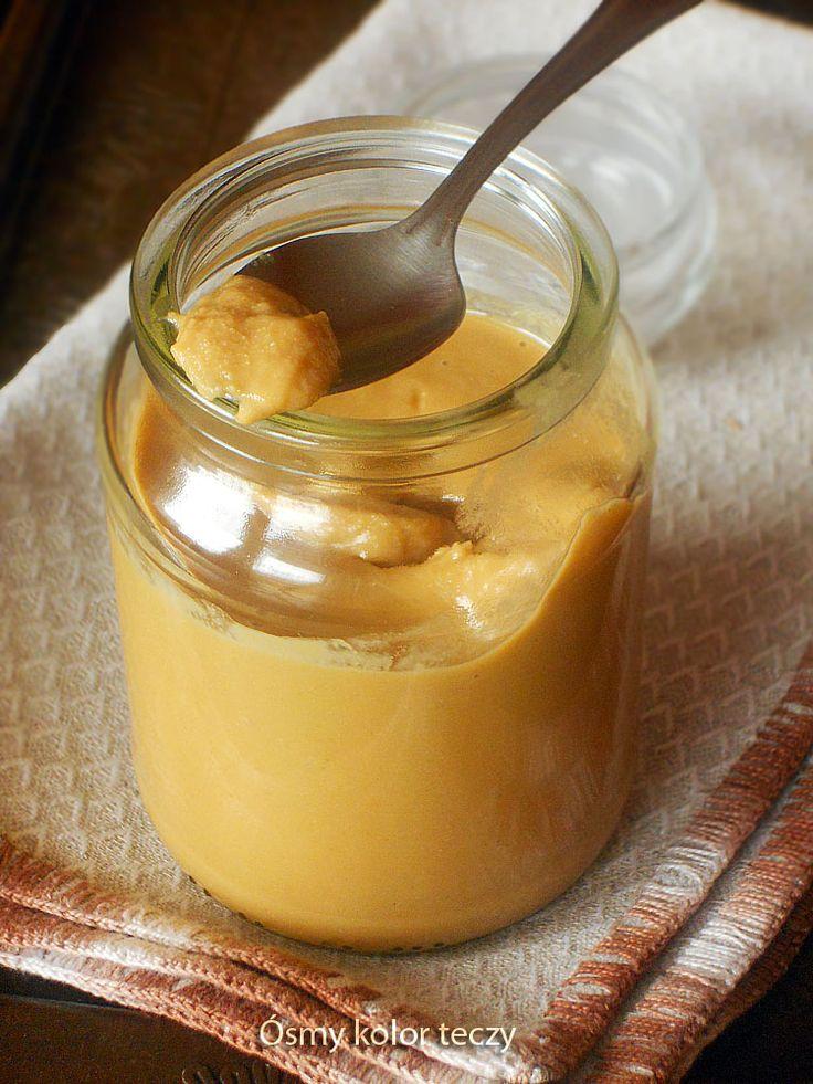 Domowe masło orzechowe. | Ósmy kolor tęczy - Blog kulinarny