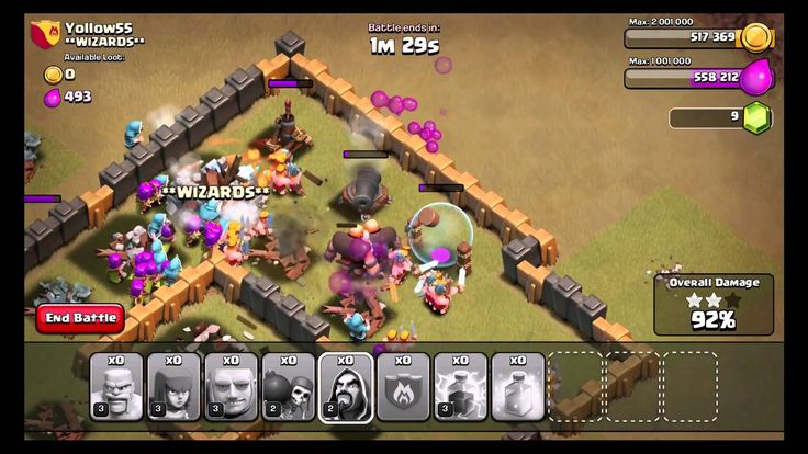 clash of clans pc version no bluestacks