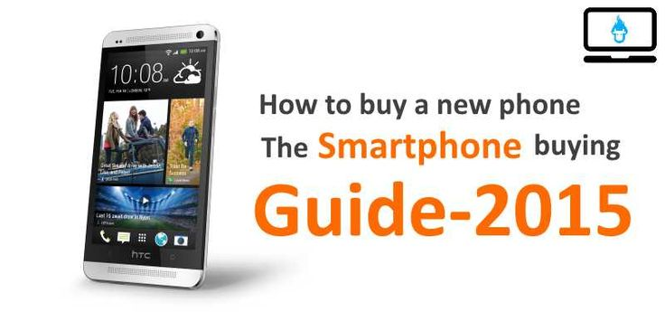 how to choose a new smartphone