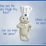Pillsbury Dough Boy and Recipes