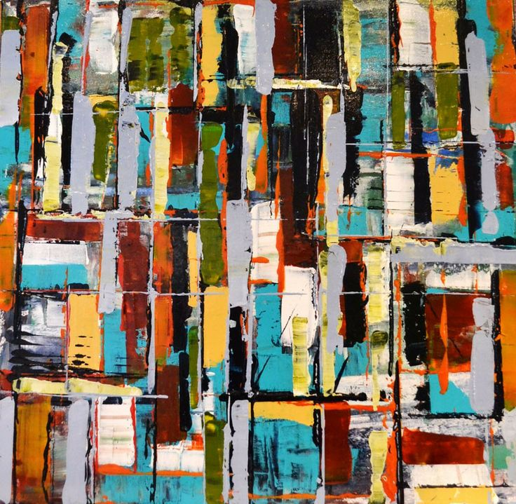 Containment by Artzila online artist, Betsy Miller.