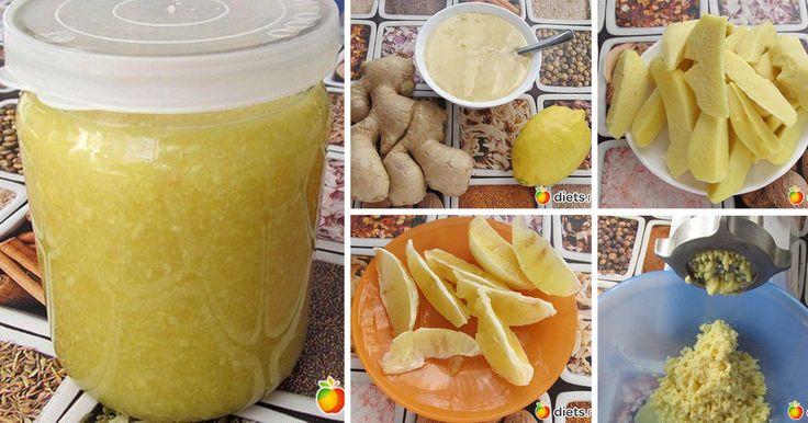 Nápoj, který nakopne metabolismus a posílí imunitu