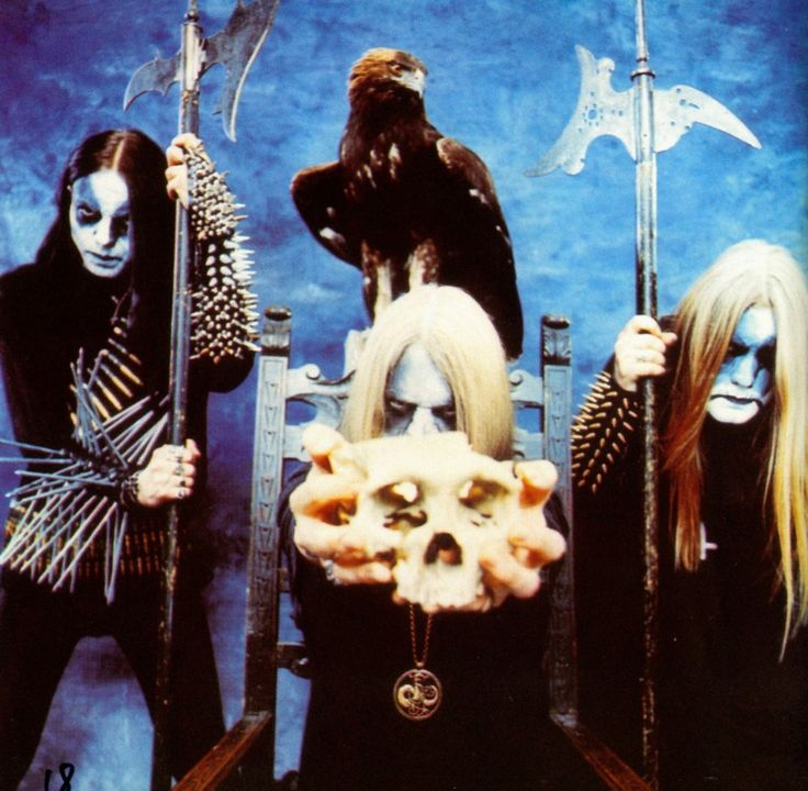 Satyricon, 1996