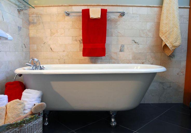 Freestanding Bathroom Design Ideas - Get Inspired by photos of Freestanding Bath Designs from Stuart Redmond Tiling - Australia | hipages.com.au