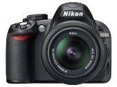 Nikon D3100 14.2MP Digital SLR Camera with 18-55mm f/3.5-5.6 VR