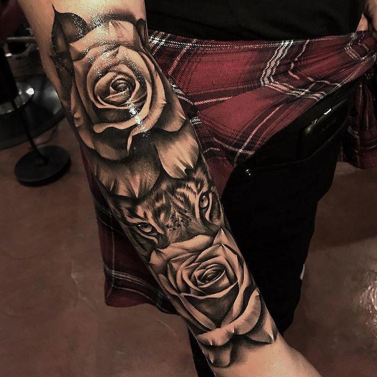 Tattoo oberarm frau vorlagen