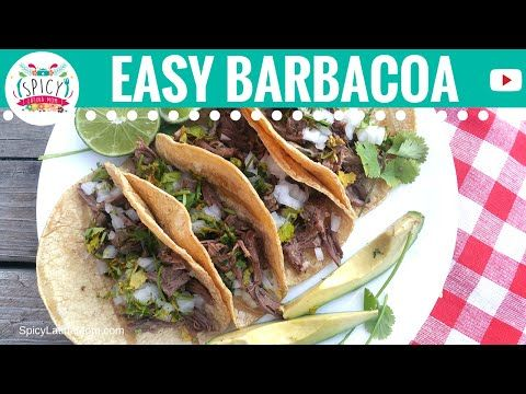 How to make BARBACOA Mexican Food – Spicy Latina Mom
