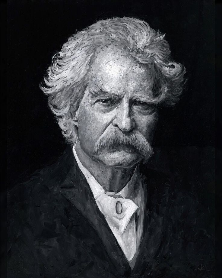 """Mark Twain 