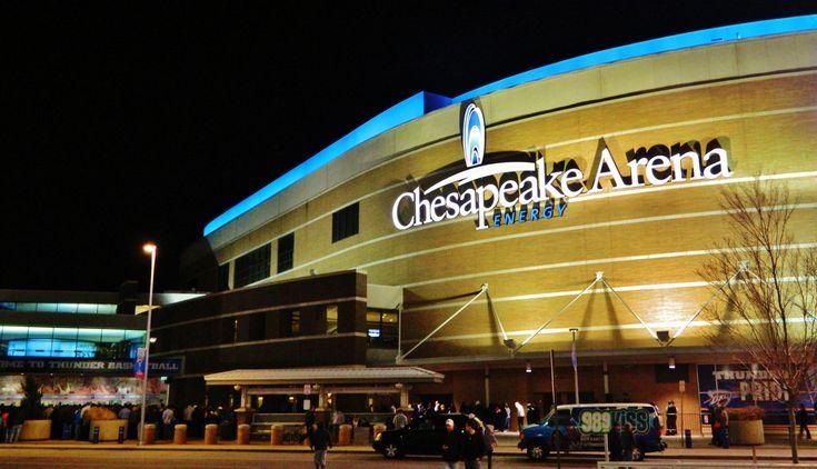 chesapeake energy arena - Google Search
