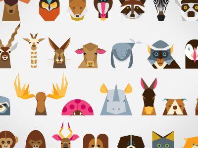 Illustrations / Animals — Designspiration