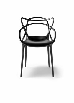 Kartell chair - in grey