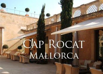 Jardines del Hotel Cap Rocat Mallorca