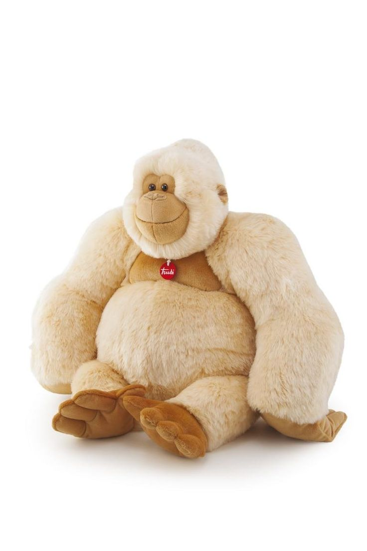 Trudi - 27448 - Peluche - Gorille Niccodemo - 85 cm:
