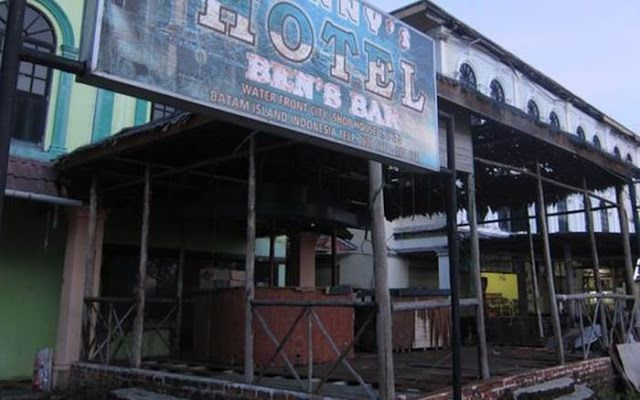 Mengulas Kota Mati Paling Mengerikan di Indonesia