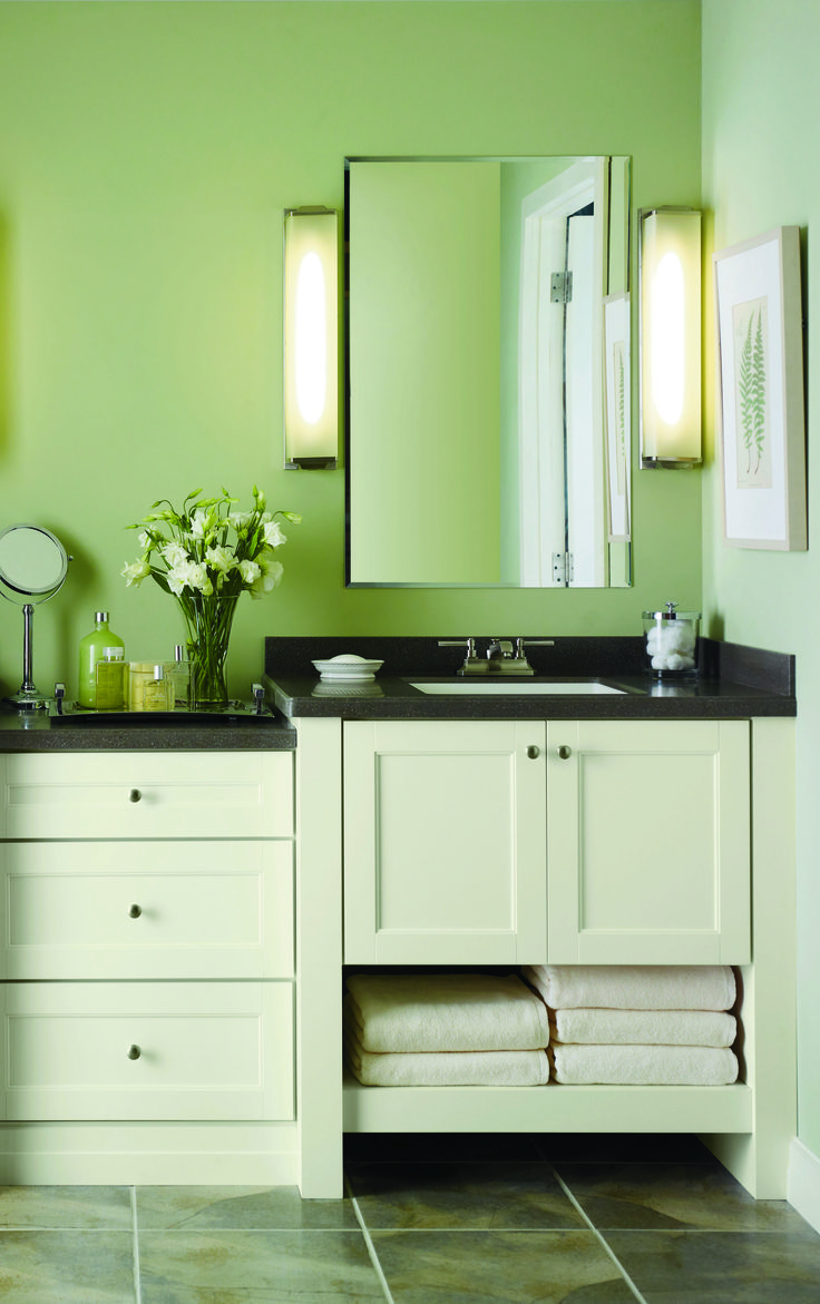 Bathroom Vanities Used 149 best bathrooms images on pinterest | martha stewart, bathroom
