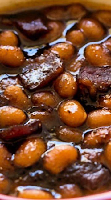 http://www.modelhomekitchens.com/category/Pressure-Cooker/ Pressure Cooker Baked Beans More