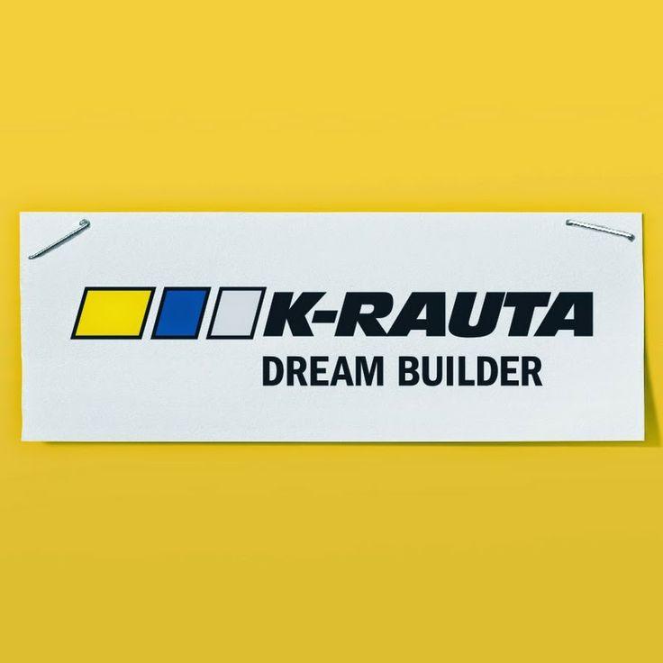 DREAM BUILDER Suomen parhaat työvälineosastot löydät K-raudasta video