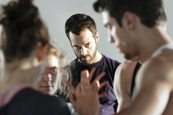 Benjamin Millepied talks about leaving L.A. dance for Paris