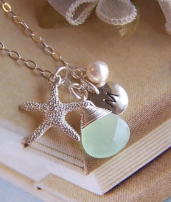 Beach jewelry - perfect! would make a good/cute gift for a friend :D