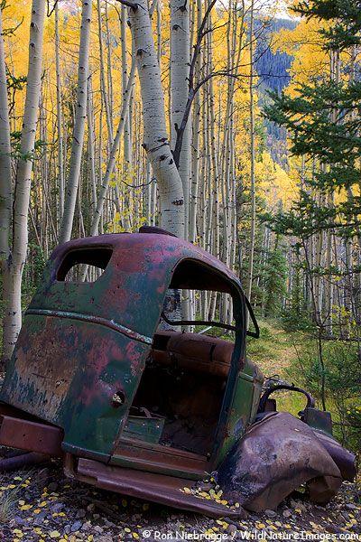 Left behind in Colorado