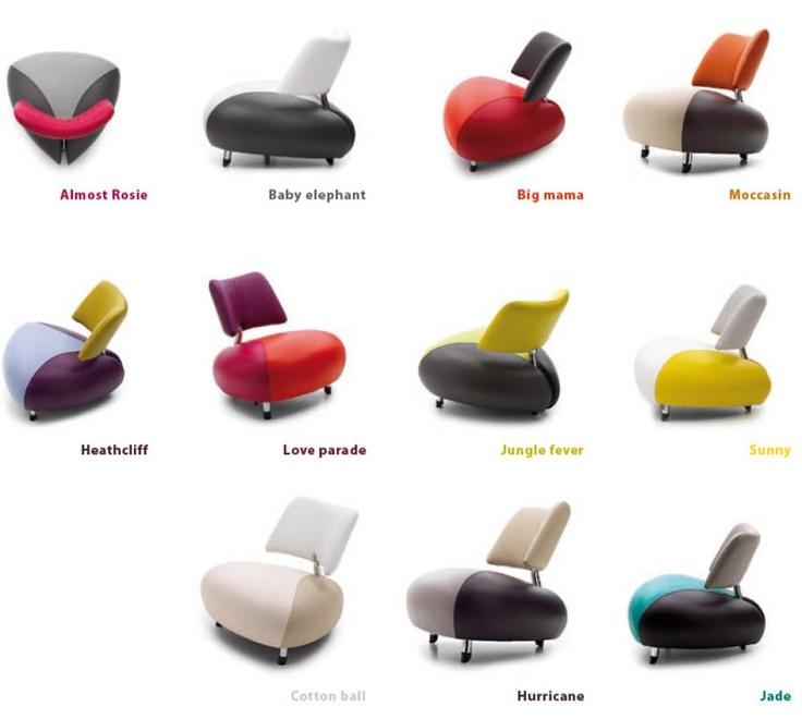 Leolux Chairs.