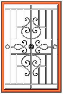 Window Grill Design Interior Windows Wrought Iron Gates Grades