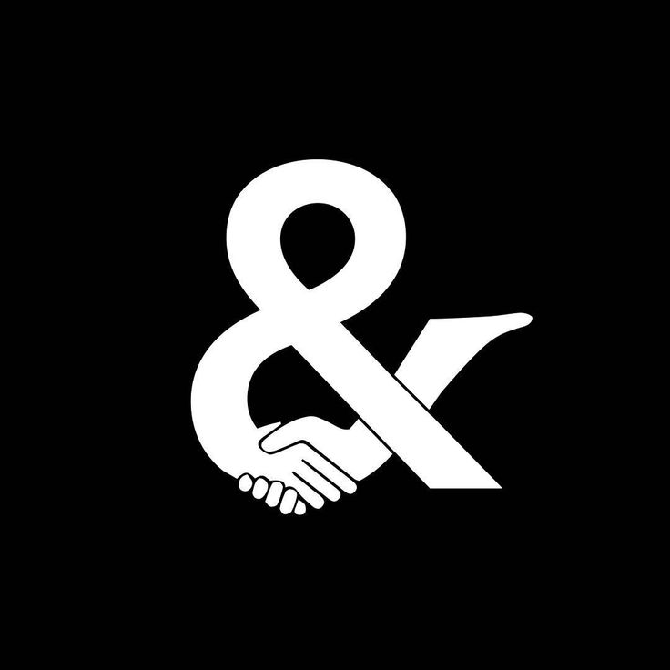 Solidarity! An ampersand made from two different typefaces. #solidarity #logo #design #together #serif #sans #graphicdesign #typography #logoinspirations #designporn #minimal #illustration #ampersand #font #blackandwhite #thedesigntip #icon #symbol #designspiration #graphicdesignblg #logomark #graphicdesigncentral #logoplace #brand #branding #logotype #typeeverything #typorn #typophile #thedailytype
