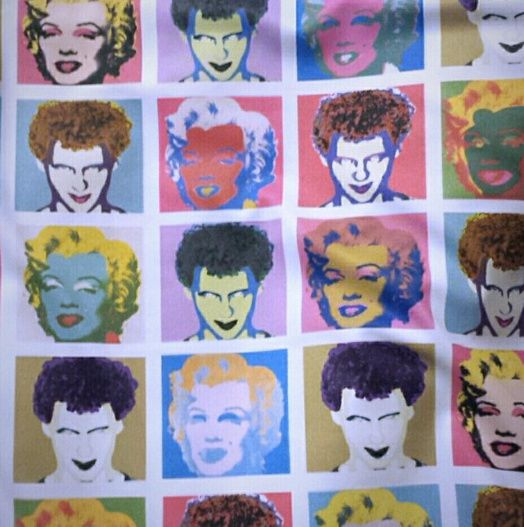 Any of the Pop Art Pieces - BANNED