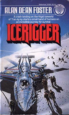 Icerigger, by Alan Dean Foster