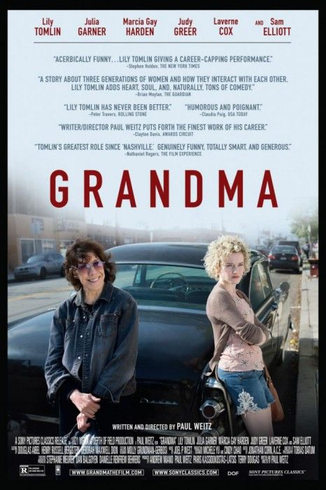 """Grandma"": The newest ""abortion comedy"" 