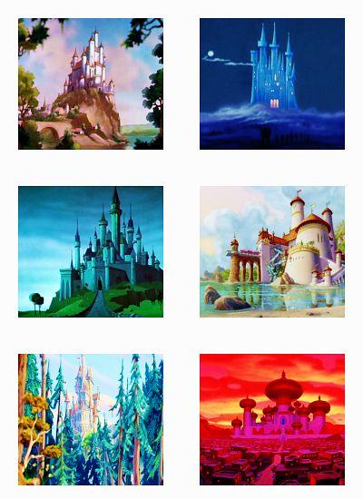Disney movie castlesDisney Movies, Princess Castle, Girls Dreams, Disney Princesses, Disney Dreams, Princesses Castles, Disney Castles, Fantasy Castles, Fairies Tales