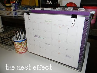 great blog for organizing! Lots of challenges for 2012