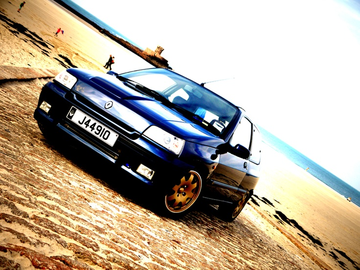 Renault Clio Williams, Jersey C.I.