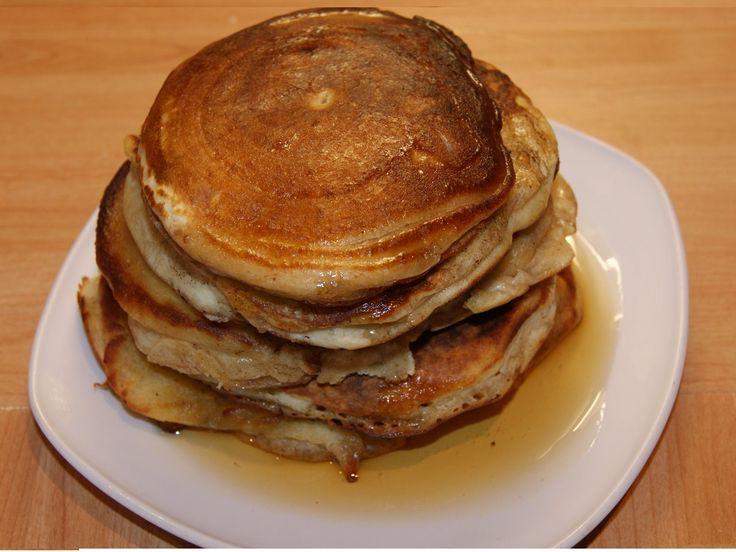 Jak zrobić amerykańskie naleśniki? Pancakes
