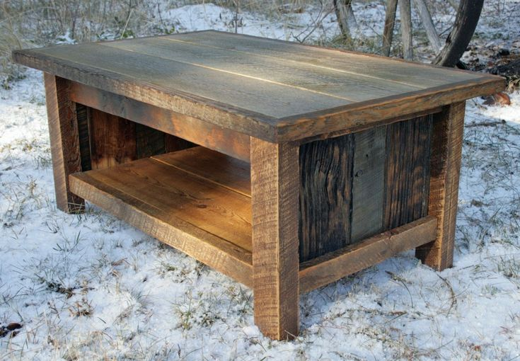 Barn Wood Furniture Maker Texas   Barn Wood Coffee Table for Your Interior Decoration Idea