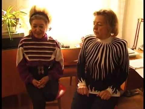 Elhunyt Etka anyó, az Etka jóga rendszer megalkotója - YouTube