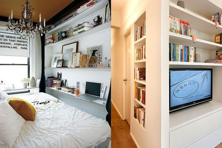 20 beste idee n over kleine opslag op pinterest kleine for Huis interieur tips