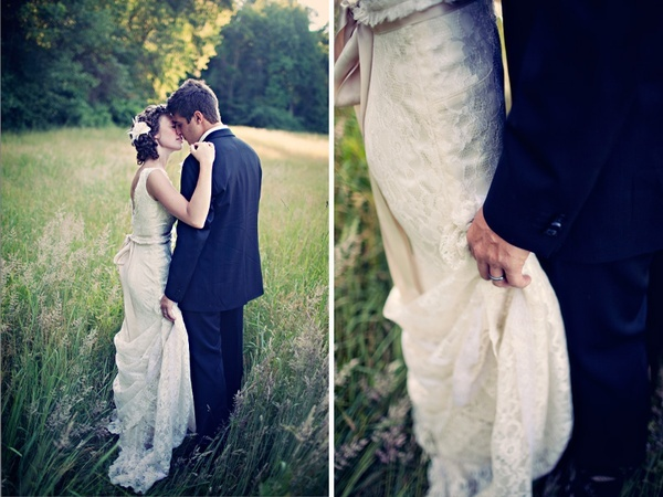 lace wedding dress: Wedding Dressses, Photos Ideas, Lace Wedding Dresses, Photo Ideas, Brides Dresses, Wedding Photos, Helpful Hands, The Brides, Lace Dresses