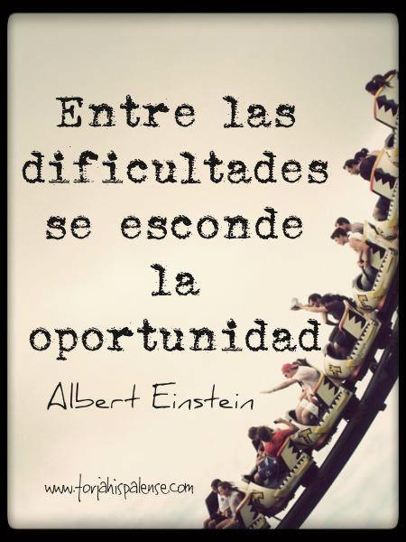 Frases Positivas: Entre Las Dificultades Se Esconde La Oportunidad - http://alegrar.me/frases-positivas-entre-las-dificultades-se-esconde-la-oportunidad/