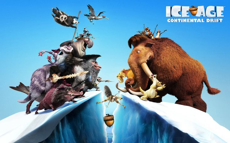 Ice Age 4 Continental